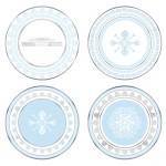 Souvenir plate designs English Heritage