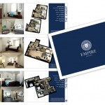 Empire house Cardiff launch brochure